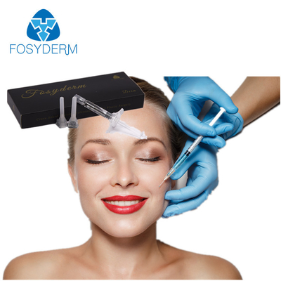 Skin HA Dermal Filler For Face Shaping , Injectable Fillers For The Face